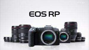 Canon EOS RP alizune.com