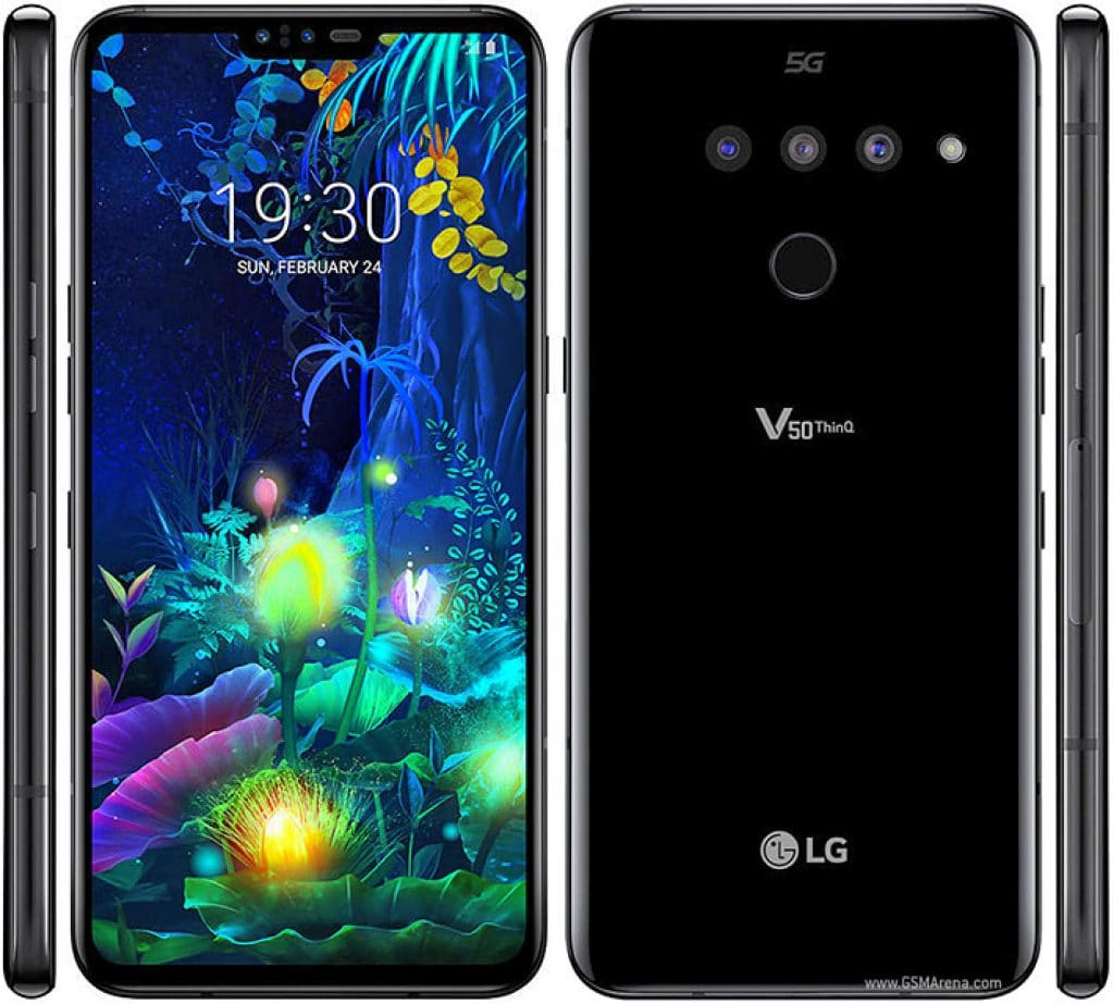 LG V50 ThinQ Best Budget Android Phones Under $300