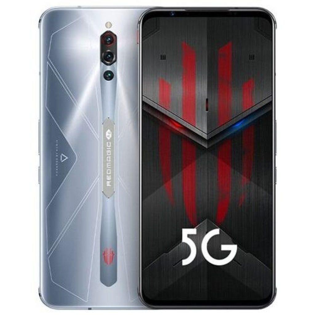 Nubia RedMagic 5S Best Budget Gaming Phones in 2021