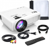 Portable Projector 1080P Screen Just $67 | Turn Your Home Into a Theater