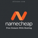Namecheap Free Domain With 50% off shared Hosting 2021